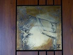 Jesus 18 (Immanuel COR NOU) Tags: jesus cristo christus crist cruz creu croix jhs jesu cornou immanuel jesucristo pasin viacrucis vialucis salvador rey knig savior lord
