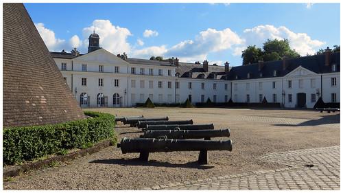 Le Creusot,Château de la Verrerie.