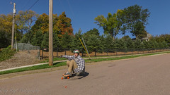 Jacob Croghan fall colors 4 (Codydownhill) Tags: skateboard skateboarding longboard longboarding downhill sports action panasonic lumix style urban