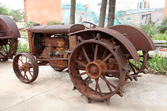 Allis-Chalmers (twm1340) Tags: vintage antique tractor chillicothe tx texas hardeman county