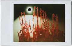 Alien planet (Claudio Gomboli) Tags: instax instant instantphoto instantphotography instantfilm polaroid polaroidweek polaroidweek2016 roidweek roidweek2016 instaxmini mini fuji fujifilm film filmcamera analog analogue