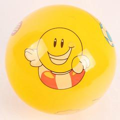 Logo printed advertising ball (zhuchuangtoys) Tags: kids play plastic pvc logo printed ball advertising smile emoji