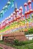 Lamphun, 20/11/2016 (Fred Alix) Tags: thai thailand thailande temple wat bouddhisme buddhist lanna hariphunchai lamphun