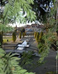 Parc de la mairie (Fontenay-sous-Bois - Officiel) Tags: fontenay fontenaysousbois regionparisienne valdemarne iledefrance 94 94120 parc bassin eau nature kiosque exterieur outside water
