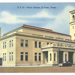 E. P. 21 - Union Station, El Paso, Texas