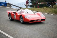 Abarth  2000 Sport Spider (1968) (PWeigand) Tags: 2015 abarth2000sportspider1968 bayern berchtesgaden edelweissclassic oldtimer rosfeldrennen deutschland