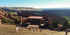 Red Rocks Amphitheater (uhhey) Tags: colorado redrocks amphitheater