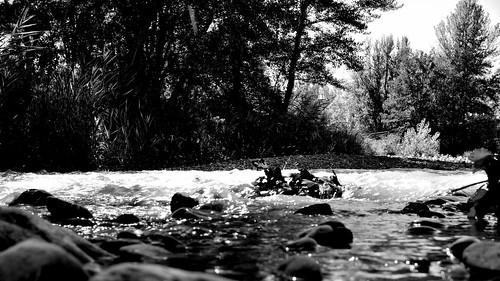 ...river flows