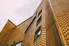 Berlin Philharmonia X (Tom Levold (www.levold.de/photosphere)) Tags: berlin fuji fujixpro2 xpro2 xf18135mm architektur philharmonia architecture philharmonie