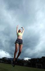 IMG_7974 (c0466art) Tags: pretty ale el salvador tall slim strong body practice sport fleld pose action elegant charming gorgeous outdoot portrait light tangkang university campus canon 1dx c0466art