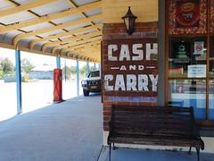 Cash And Carry (Kaptain Kobold) Tags: kaptainkobold town bundarra nsw building architecture store shop