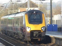 221127 arrives at Alnmouth (5/12/16) (*ECMLexpress*) Tags: arriva cross country class 221 super voyager dmu 221127 alnmouth for alnwick ecml