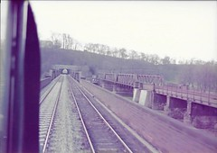 TRENT (James DEMU) Tags: approaching redhill tunnel class 45