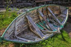 112052_CB_1255 (aud.watson) Tags: europe norway gieranger gierangerfjorden woodenboat boat rowingboat