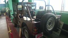Mitsubishi Jeep (mncarspotter) Tags: uminonakamichi car museum classic cars japan classiccarmuseum 海の中道海浜公園 nostalgiccarmuseum