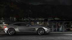 Aston-Martin One-77 (lBaMe) Tags: driveclub dc astonmartin one77 astonmartinone77 car night