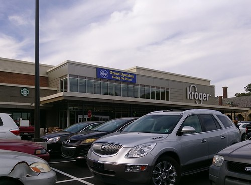 Welcome to the new Union Ave. Kroger in midtown Memphis!
