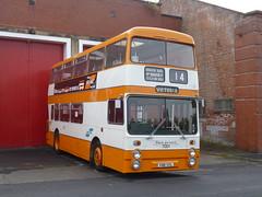 Preserved SELNEC PTE 7001 (VNB101L) 15102016b (Rossendalian2013) Tags: preserved bus selnecpte greatermanchesterpte greatermanchestertransport gmpte manchester leyland atlantean parkroyal vnb101l an68