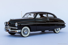 1949 Mercury Club Coupe (khendrix21) Tags: danburymint 1949 mercury clubcoupe 124scale diecast model car