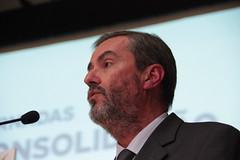 José Matos Correia nas Jornadas Consolidação, Crescimento e Coesão em Castelo Branco.