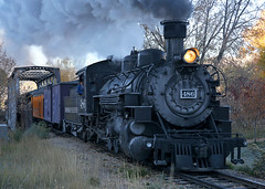 486 Baldwin K-36 Class 2-8-2 (Keith B Pics) Tags: baldwink36 durangosilverton mikado 282 no486 dsng steamloco railroad