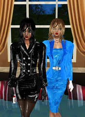 Smokin' Jo 2 (SoakinJo) Tags: imvu wetlook wetclothes soakinjo wetsuit cl