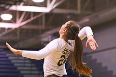 IMG_8307 (SJH Foto) Tags: girls volleyball high school york delone catholic team teen teenager spike