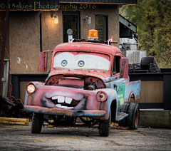 Mator (HTT) (13skies) Tags: htt happytruckthursday mator cars towtruck fun cool thursday old work character metal older rusted pickuptruck mover tow