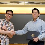 Associate Professor Andrei Cimpian, Simon Park Developmental Division: Outstanding Undergraduate Student Award