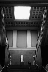 London, British Museum (Erik Schepers) Tags: london museum great britain stairs statue ceiling building architecture impressive stairway greek visit wander wanderlust city