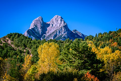 Pedraforca (Cristian-Z) Tags: adventure autumn background beautiful blue catalonia climbing colorful environment fall forest geology green high hiking idyllic journey landscape loneliness magical mountain mountaineering mythic natural nature outdoor oxygen peak pedraforca pine place pollago pyrenee relaxing rock scene scenery scenic season sky spain stone sun top travel tree trekking view wonderful