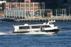 DOUGLAS B GURIAN - NY Waterway, in New York, USA. August, 2016 (Tom Turner - SeaTeamImages / AirTeamImages) Tags: vessel eastriver manhattan spot spotting ferry passengerferry commuterferry tomturner channel douglasbgurian nywaterway 911victim newyork bigapple nyc usa unitedstates marine maritime pony port harbor harbour transport transportation brooklyn