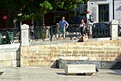 citytrip Lisboa (MiChaH) Tags: citytrip lisboa lissabon portugal holiday vakantie 2016 city stad message boodschap words woorden letters text