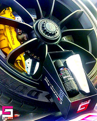 Ceramic Pro total Wheel & Caliper protection. By @image_miami (CeramicPro) Tags: ceramicpro automotive lifestyle nanoceramic paintprotection nanocoating paintcoating ceramiccoating detailing wheel caliper