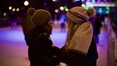 IMG_4401 (ermakov) Tags: gorkypark icerink winter snow boy girl people color m24 streetartkatok