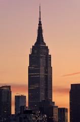 Early morning light (dansshots) Tags: dansshots sigma300800mm sigma sigmonster earlymorninglight sunrise sunrisecolors morninglight goodmorning nikon nikond750 nyc newyorkcity newyork empirestatebuilding