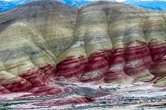 PaintedHills16-4501-2.jpg (KeithCrabtree1) Tags: dirt park paintedhills oregon landscape 2016p2