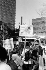 "Standing with Standing Rock (Xsbmrnr (Please read profile before ""following"") Tags: street streetphotography standingrock demonstration demo blazinal olympusom1 om1 olympus 35mm 35mmfilm indigenous film hamiltonflickrgroup hfg"