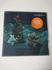 My Christmas treat for myself this year (Birdiebirdbrain) Tags: themoomins moomins 7 seveninch silentnight finderskeepersrecords soundtrack vinyl finland suomi