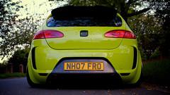 DSC_0049 copy (Tobias Nugent) Tags: cars vw diesel limegreen seat air wide fast turbo ibiza leon static rapid astra slammed stance boro softtop hartlepool airride vauxhaul