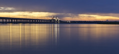 Lake lewisville toll bridge (Brian Neary) Tags: lake art canon photography dallas texas angle brian wide creative 7d 17 40 neary mm lewisville