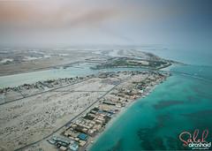 Kuwait - Aerial Photo over AlKhaitan Chalets ( Saleh AlRashaid / www.Salehphotography.net) Tags: leica nature photography photo atmosphere aerial m chalet kuwait chalets saleh   leicam alkhairan   leicame  alrashaid leicam220