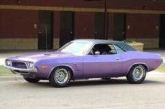 1972 Dodge Challenger (Bogger44) Tags: minnesota stpaul dodge mopar 1972 challenger musclecar ponycar carcraftsummernationals carcraftsummernationalsjuly192013