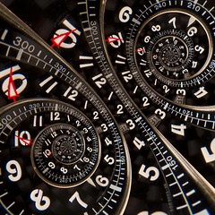 Time Wound and Unwound (Doug.Mall) Tags: macro time unwound droste macromondays dougmallnikond5000 slidersundays