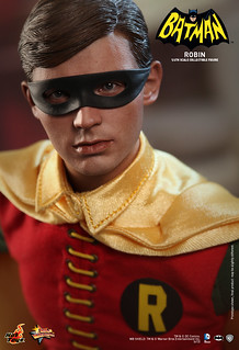 Hot Toys - MMS219 - 1/6 比例1966年影集版:羅賓