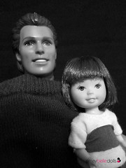 ' fathers , be good to your daughters . daughters will love like you do . ' (May Belle Dolls) Tags: family love mom toys kid dolls ken barbie paula sophia fatheranddaughter fatherandchild barbiefamily parentswithchild pauladoll barbiesweetheart maybelledollscollection kenfloridavacation
