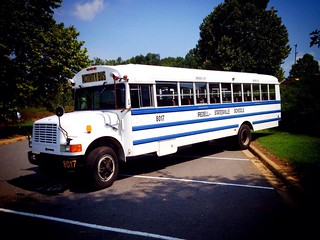 1993 International 3800 School Activity Bus