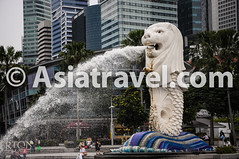 singapore_merlion_0002_4288x2848_240dpi (Asiatravel Image Bank) Tags: travel singapore asia merlion asiatravel singaporemerlion asiatravelcom