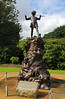 Peter Pan Statue (David Chennell - DavidC.Photography) Tags: sculpture liverpool peterpan disney seftonpark merseyside