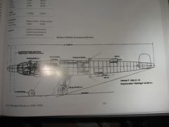 Luft 46 Heinkel P1055-01 -16 Waffenigel 005 (Mark`Stevens ModelCrafter) Tags: model experimental aircraft heinkel resin luft projekt 46 172 luftwaffe scratchbuild